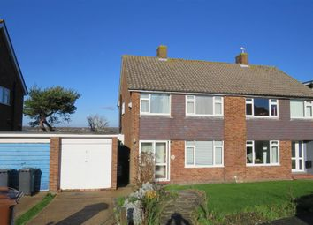 3 bed semi-detached house for sale in Winchester Way, Willingdon, Eastbourne BN22