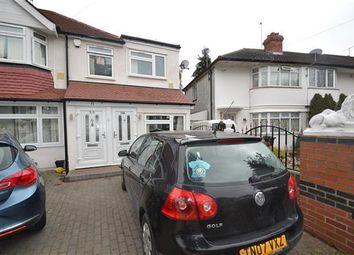 Thumbnail 2 bed end terrace house for sale in Richmond Avenue, Feltham