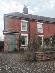 Thumbnail 1 bed semi-detached house to rent in Intwood Road, Norwich, Norfolk