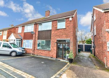 Ivybridge Road, Styvechale, Coventry CV3. 3 bed semi-detached house for sale