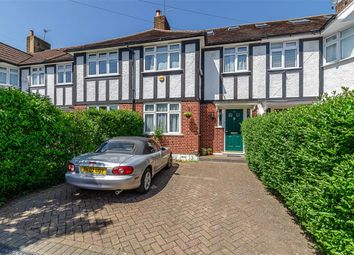 Thumbnail 5 bed terraced house for sale in Hartland Way, Morden, Surrey
