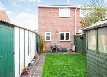 Thumbnail 1 bed end terrace house for sale in Bradshaw Meadow, Hatton, Derby