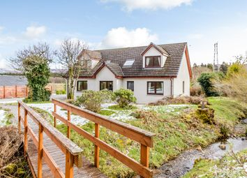 Thumbnail 4 bed detached house for sale in Auchterawe, Fort Augustus, Inverness-Shire