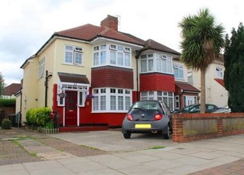 Thumbnail 3 bed semi-detached house for sale in Westerham Avenue, London