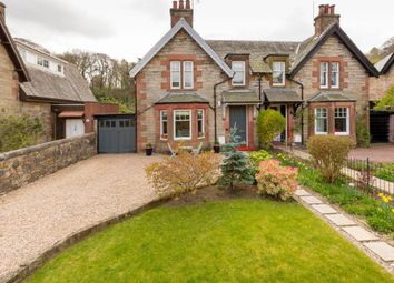 Thumbnail 4 bedroom semi-detached house for sale in 5 Keith Crescent, Laurel Cottage, Blackhall, Edinburgh