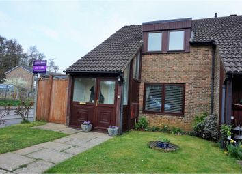 Thumbnail 4 bed semi-detached house for sale in Hamilton Close, Midhurst