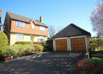 Thumbnail 4 bed detached house for sale in Carew Way, 'grimsdyke Manor', Carpenders Park