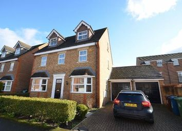 Thumbnail 5 bed detached house for sale in Stirling Avenue, Pinner
