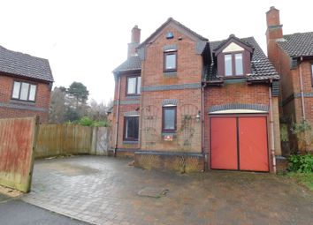Thumbnail 3 bed detached house for sale in Brocks Close, Dibden Purlieu