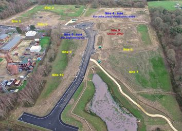 Thumbnail Land for sale in Ashdown Business Park, A22/A272, Maresfield