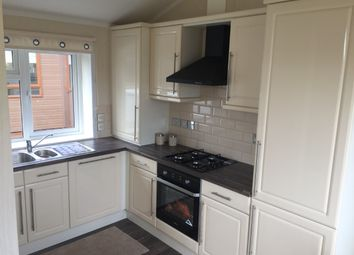 Thumbnail 2 bed mobile/park home for sale in Beach Road, Warkworth, Northumberland