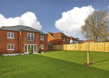 4 bed detached house for sale in Beadon Meadow, Barton Stacey, Winchester, Hampshire SO21