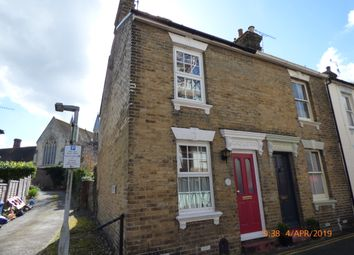 Thumbnail 2 bed end terrace house to rent in Tanners Street, Faversham