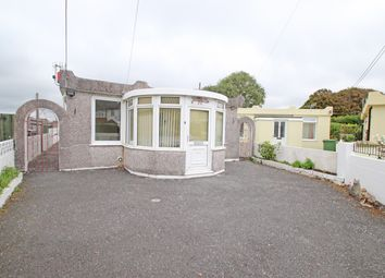 Thumbnail 3 bed detached bungalow for sale in Randwick Park Road, Plymstock, Plymouth, Devon