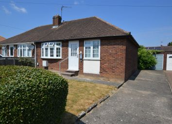 Thumbnail 2 bedroom semi-detached bungalow for sale in Chapterhouse Road, Luton