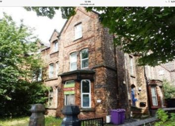 Thumbnail 2 bedroom flat to rent in Sheil Road, Fairfield, Liverpool