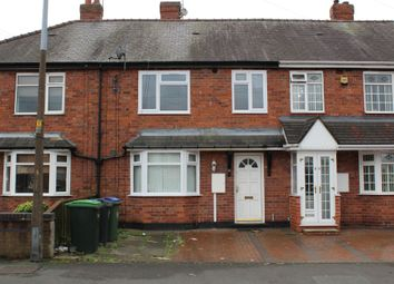 Thumbnail 3 bed terraced house for sale in Hall Lane, Tipton