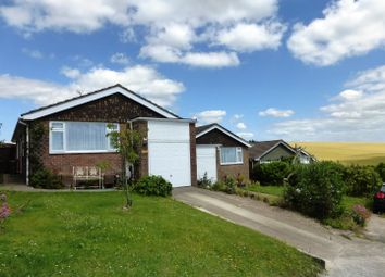 Thumbnail 3 bed detached bungalow for sale in Howey Close, Newhaven