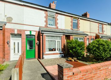 Thumbnail 2 bed terraced house for sale in Kelvin Road, Thornton-Cleveleys
