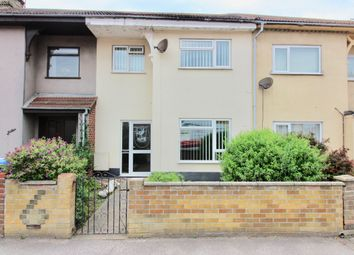 Thumbnail 3 bedroom terraced house to rent in Selby Street, Lowestoft