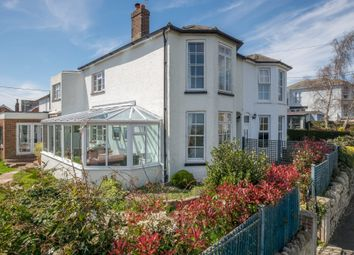 Thumbnail 4 bed semi-detached house for sale in Mill Road, St. Helens, Ryde