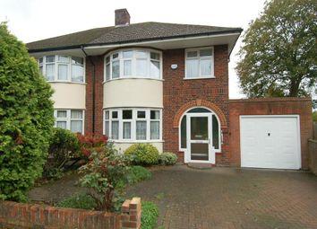 Thumbnail 3 bed semi-detached house for sale in Uxbridge Road, Hampton Hill, Hampton