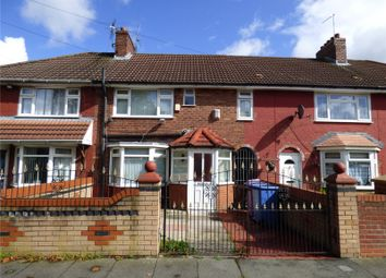 Thumbnail 3 bed terraced house for sale in Sedgemoor Road, Liverpool, Merseyside