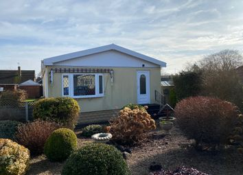 Thumbnail 2 bed lodge for sale in Highgrove Close, Lowestoft
