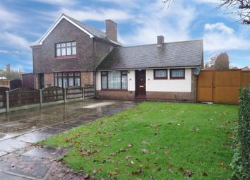 Thumbnail 1 bed semi-detached bungalow for sale in Kingsway, Derby