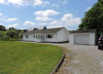 Thumbnail 3 bed detached bungalow for sale in Marlais Park, Carmel, Llanelli