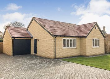 Thumbnail 2 bed bungalow for sale in St. Neots Road, Eaton Ford, St. Neots