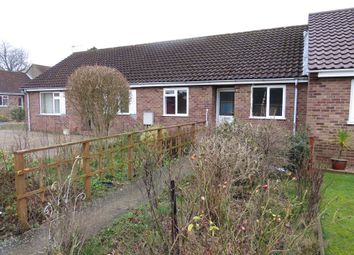Thumbnail 1 bed terraced bungalow for sale in The Dodmans, London Road, Dereham