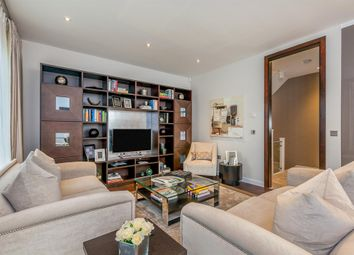 Thumbnail 3 bed town house for sale in The Crescent, Chiswick