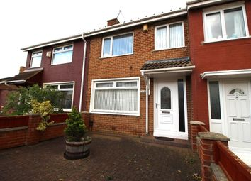 Thumbnail 2 bedroom terraced house to rent in Tithe Barn Road, Stockton-On-Tees