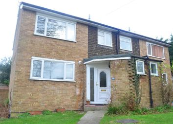 Thumbnail 3 bedroom semi-detached house to rent in Foxfield Close, Northwood