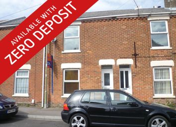 Thumbnail 2 bed terraced house to rent in Leesland Road, Gosport
