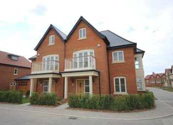 Thumbnail 5 bed semi-detached house to rent in Laychequers Meadow, Taplow, Maidenhead