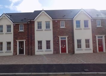 Thumbnail 3 bedroom town house to rent in Ayrshire Lodge, Lisburn