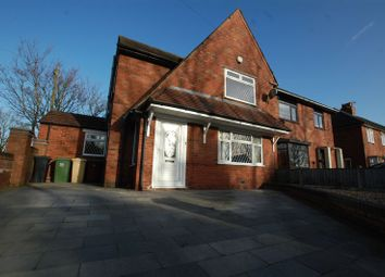 Thumbnail 3 bedroom semi-detached house for sale in Masefield Road, Little Lever, Bolton