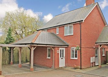 Thumbnail 4 bedroom detached house for sale in Franklyn Close, Waltham Chase, Southampton