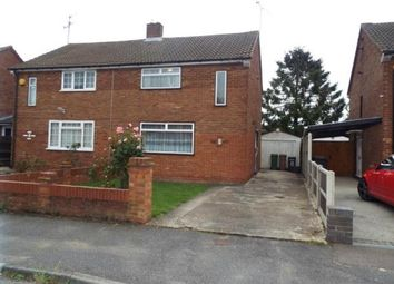 Thumbnail 3 bed semi-detached house for sale in Overfield Road, Luton, Bedfordshire