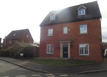 Thumbnail 5 bedroom detached house for sale in Mona Way, Irlam, Manchester, Greater Manchester