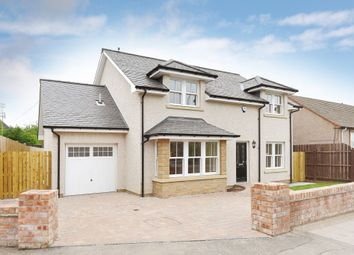 Thumbnail 5 bedroom detached house for sale in Auld Orchard, Lothian Street, Bonnyrigg