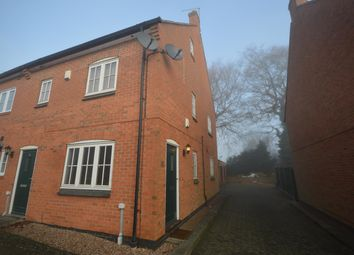 Thumbnail 1 bed flat for sale in Rectory Gardens, Newbold Verdon