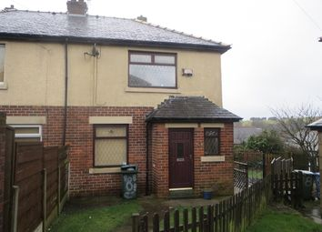 Thumbnail 2 bed semi-detached house to rent in Pendle Close, Bacup