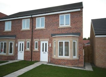 Thumbnail 3 bed semi-detached house to rent in Hope Gardens, Stockton-On-Tees