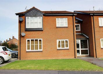 Thumbnail 1 bedroom flat to rent in Church Meadows, Chesterfield, Derbyshire