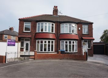 Thumbnail 3 bedroom semi-detached house for sale in Manitoba Gardens, Longlands, Middlesbrough