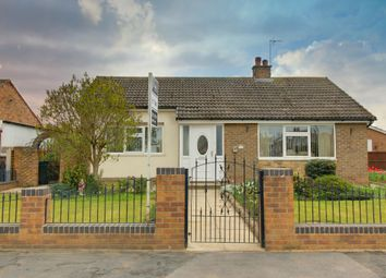 Thumbnail 2 bedroom detached bungalow for sale in Croftway, Selby