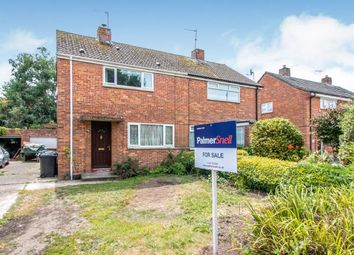 Thumbnail 2 bed semi-detached house for sale in Turlin Moor, Poole, Dorset